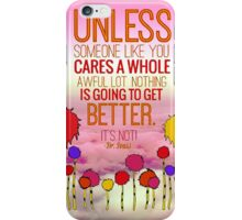 Unless Cloud iPhone Case/Skin