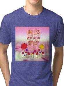 Unless Cloud Tri-blend T-Shirt
