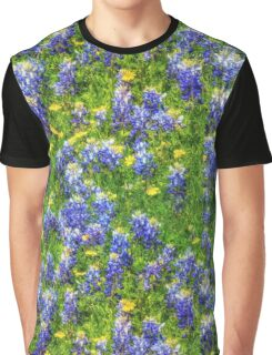 Out Standing in Their Field Graphic T-Shirt