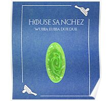 House Sanchez Poster