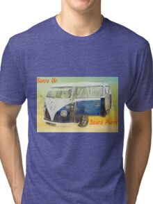 VW Beach Party Tri-blend T-Shirt