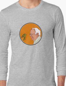 Bernie and The Bird Long Sleeve T-Shirt