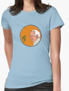 Bernie and The Bird Womens Fitted T-Shirt