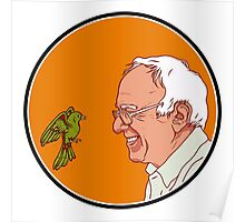 Bernie and The Bird Poster