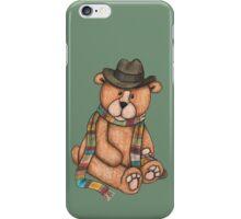 Whobear iPhone Case/Skin
