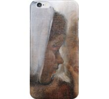 Edgar Degas - Washerwomen ( 1870 - 1872) iPhone Case/Skin