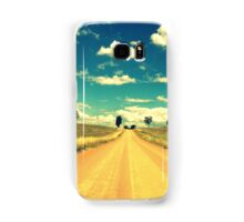 Dirty Back Road Samsung Galaxy Case/Skin
