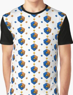 Trivoxel Graphic T-Shirt