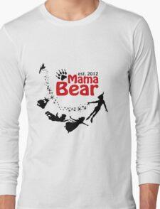 Mama Bear Peter Pan Long Sleeve T-Shirt