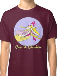 Cow And Chicken : KungCow Chicken Classic T-Shirt
