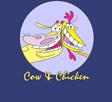 Cow And Chicken : KungCow Chicken Unisex T-Shirt
