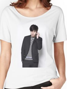 Handsome Lee Min Ho 2 Women's Relaxed Fit T-Shirt