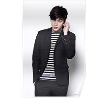 Handsome Lee Min Ho 2 Poster