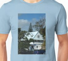 Doubtless Bay Architecture New Zealand Unisex T-Shirt