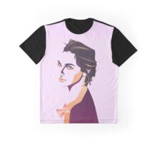 Gal Gadot Vector Art Graphic T-Shirt
