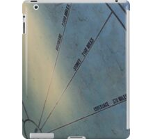 Sydney - Brisbane - Esperance iPad Case/Skin