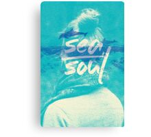 Sea Soul Canvas Print