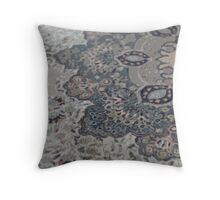 Polygon Texture Throw Pillow