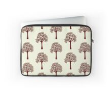 A tree with flowers [1215 Views] Laptop Sleeve