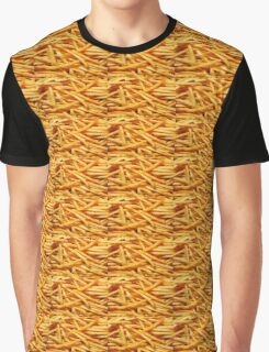 Fries Graphic T-Shirt