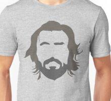 Andrea Pirlo - THE BEARD Unisex T-Shirt