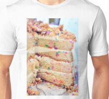 Confetti Cake Unisex T-Shirt