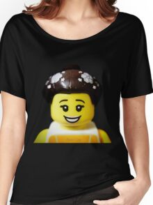 The Ballerina has come to Aaron's Lego Women's Relaxed Fit T-Shirt