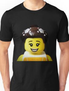 The Ballerina has come to Aaron's Lego Unisex T-Shirt