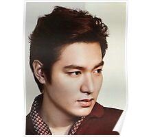 Handsome Lee Min Ho 5 Poster