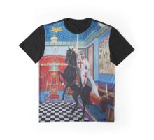 The Templer's Lodge I Graphic T-Shirt
