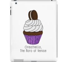 Oreothello, The Moro of Venice iPad Case/Skin