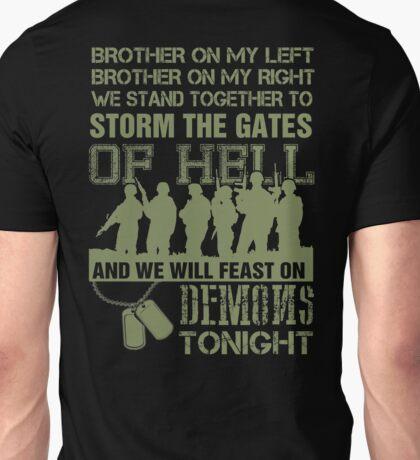 Brotherhood T-shirts and more Unisex T-Shirt