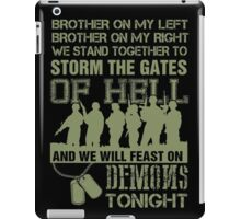 Brotherhood T-shirts and more iPad Case/Skin