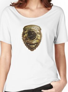 Valentine Detective Agency Gold Women's Relaxed Fit T-Shirt
