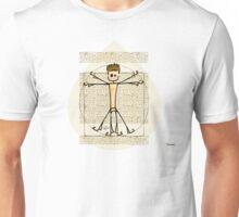 Vitruvius Unisex T-Shirt