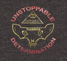 TIGRRIIS - Unstoppable Determination [Red + Gold] Pullover