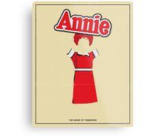 Annie Metal Print