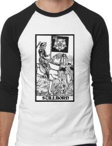 Death Tarot Men's Baseball ¾ T-Shirt