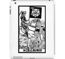 Death Tarot iPad Case/Skin