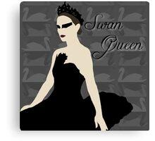 Swan Queen Canvas Print