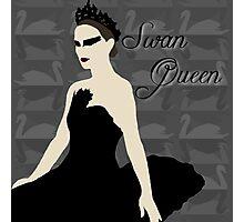 Swan Queen Photographic Print
