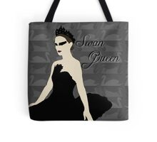 Swan Queen Tote Bag