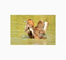 time to splash out (female mallard duck) T-Shirt