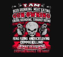 AMERICAN GUN OWNING Unisex T-Shirt
