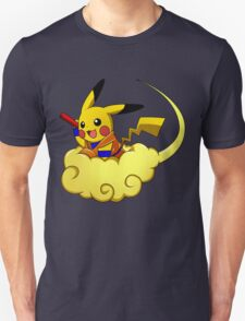 Son goku vs Pikachu ( Gochu ) T-Shirt