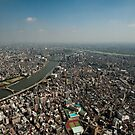 View of Tokyo From Skytree by Christian Eccleston