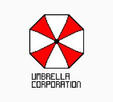 Umbrella Corporation pixel logo Unisex T-Shirt