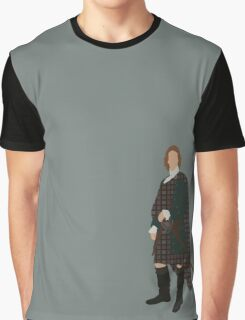 Jamie Fraser II - Outlander Graphic T-Shirt