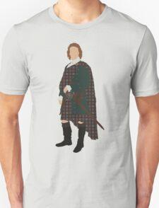 Jamie Fraser II - Outlander Unisex T-Shirt