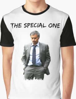 Jose Mourinho The Special one  (Red T-shirt, Phone Case & more) Graphic T-Shirt